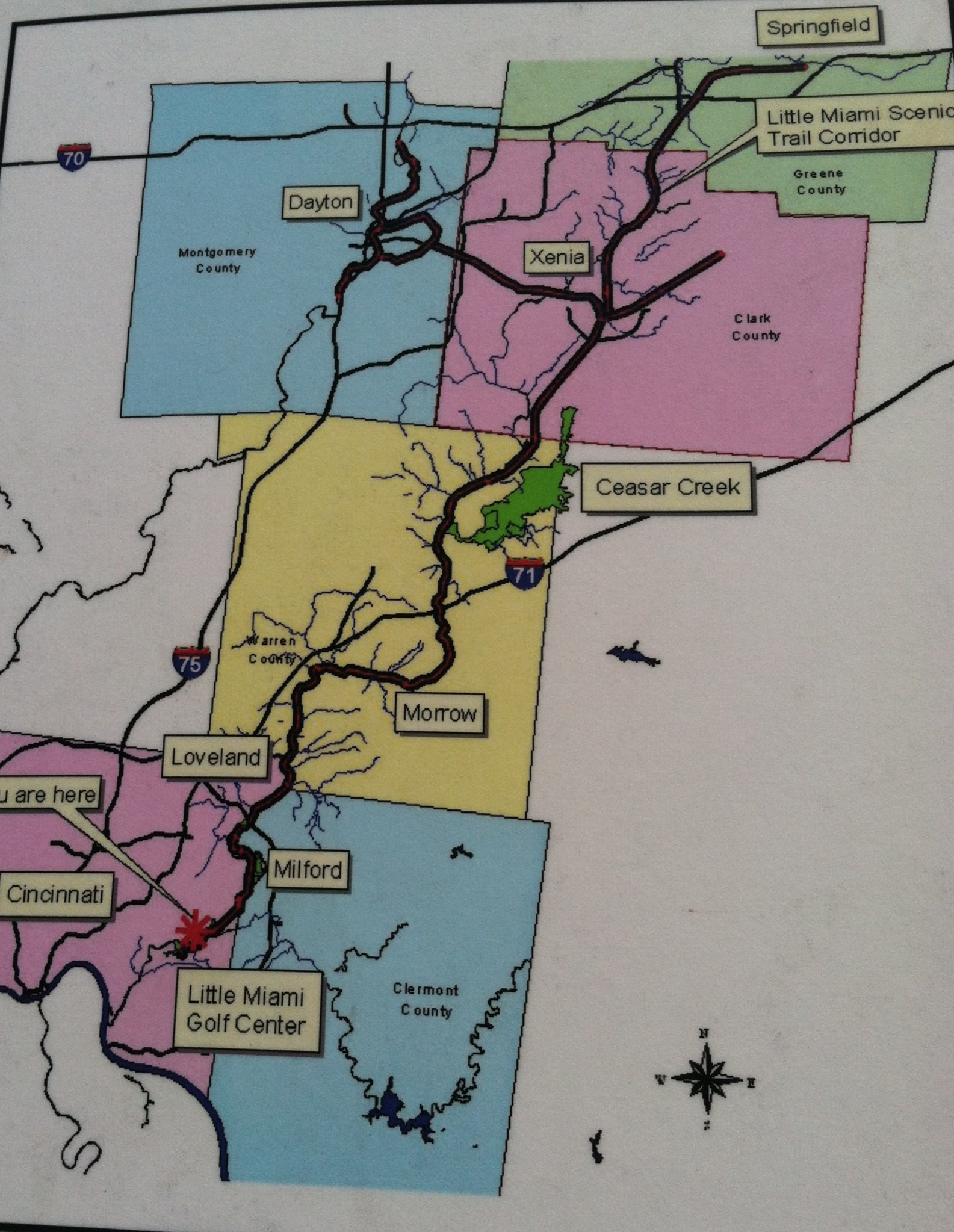 Loveland Bike Trail  Mercy Etcetera - Us rail trail map
