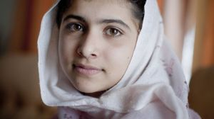 Malala Yousafzai, was also a recipient of the 2014 Nobel Peace Prize. Photo courtesy ABC News.