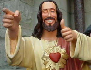 thumbs up Jesus